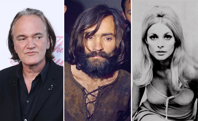 Quentin Tarantino eyes all-star cast for movie about Manson