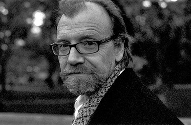 George Saunders delivered the commencement speech at SU's College of Arts and Sciences, where he is a professor, on May 11, 2013.