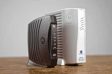 Time Warner Cable recently began charging its Internet customers a $3.95 a month Internet modem lease fee, in addition to its usual Internet service fee. But customers can avoid the fee by buying their own modem. At right is a Time Warner modem and at left is a modem that can be purchased at an electronics retailer for $50.