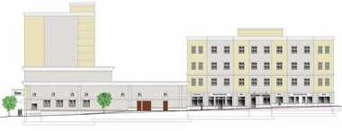 Butternut Commons on Syracuse's North Side would replace 10 decrepit commercial buildings and homes with a Kinney Drugs store, other retail shops and apartments. The developer is seeking tax breaks from the Syracuse Industrial Development Agency.