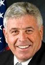 New York Agriculture Commissioner Darrel Aubertine