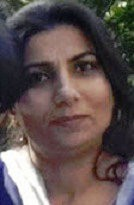 In this photo downloaded from the New York State Police website, Sarwat Lodhi, is shown.