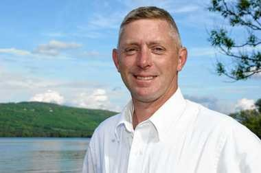 Toby Shelley announced his second run for Onondaga County Sheriff.
