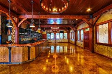 The tasting room at Owera Vineyards in Cazenovia opened in June 2013. It is not affected by the issues that have undermined Owera's ability to host weddings in a separate location on the winery grounds.
