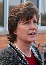 Mayor Stephanie Miner
