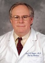 Dr. David Duggan, medical school dean, Upstate Medical University