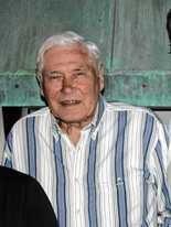 "Richard ""Dick"" Faulkner told few people his World War II survival story."