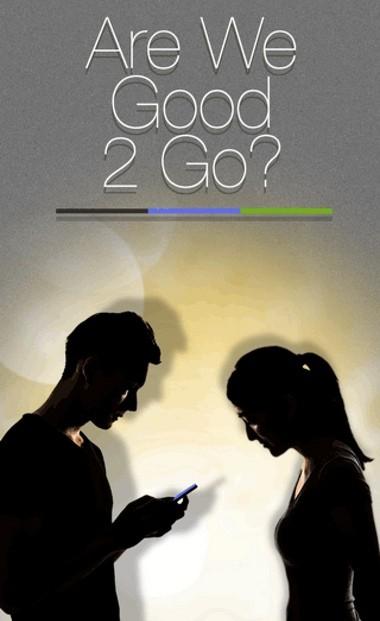 The Good2Go app launch screen.