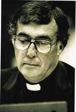 Monsignor Charles Eckermann in 1984