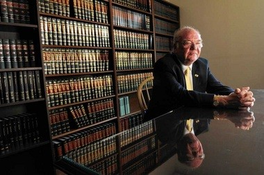 Onondaga County County Court Judge Joseph Fahey, who oversees annual reviews for confined sex offenders.