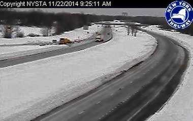 Some travel still discouraged, but traffic moving well on NYS