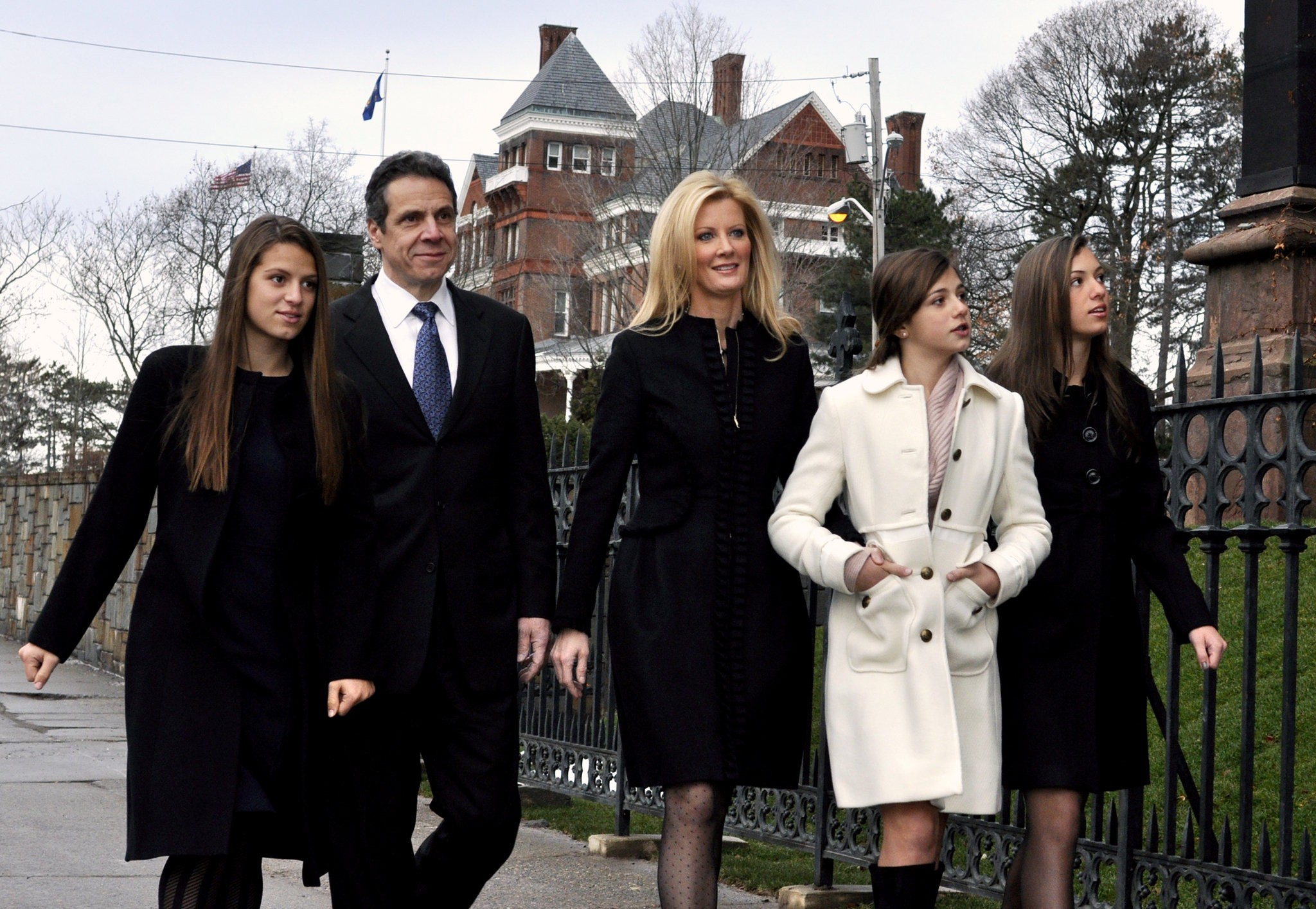 Gov Cuomo S Daughter 17 Hospitalized After Being Found Unconscious Reports Syracuse Com