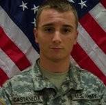 Pvt. Christopher J. Castaneda