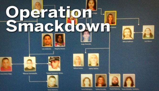 See 57 mugshots of those arrested in CNY drug bust
