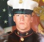 Marine Cpl. Patrick Sammon