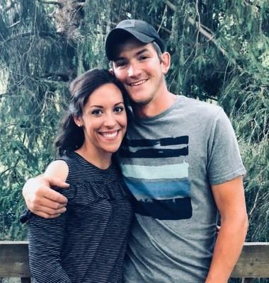 Allie Randall and Travis Drexler