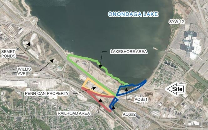 Latest phase of Onondaga Lake cleanup could cost Honeywell $12 7