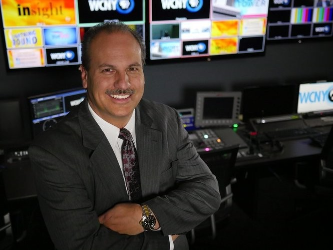 Robert J. Daino, longtime president and CEO of WCNY, has taken a new job as chief operating officer of marijuana company Acreage Holdings.