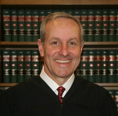 Ted Limpert is running for state Supreme Court judge.