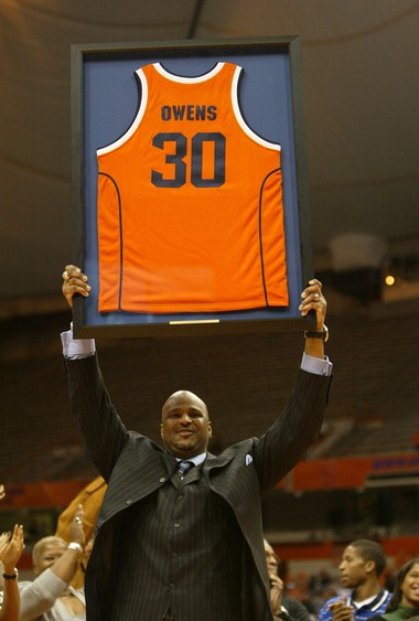 2a788866d Syracuse basketball s honored jerseys  Who has worn them after the ...