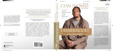 "Etan Thomas' book ""Fatherhood: Rising to the Ultimate Challenge''"