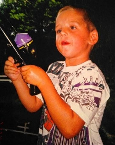 Tyler Lydon comes from a long line of family fishermen and women.