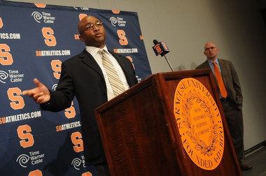 When Syracuse hired George McDonald, it got one of the best recruiters in the nation, according to several coaches in South Florida.