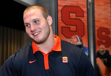 Sean Hickey's weight-room dedication has made him the No, 85 NFL prospect in the country, according to CBS Sports.