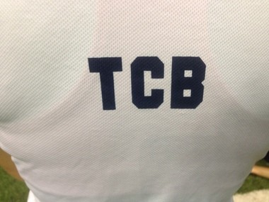 """The motto for both the S.U. men's and women's cross county teams is TCB -- """"Take Care of Business."""""""