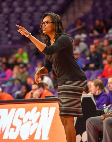 Clemson women's basketball head coach Audra Smith is a long-time foil of her former Virginia teammate, Syracuse assistant coach Tammi Reiss.