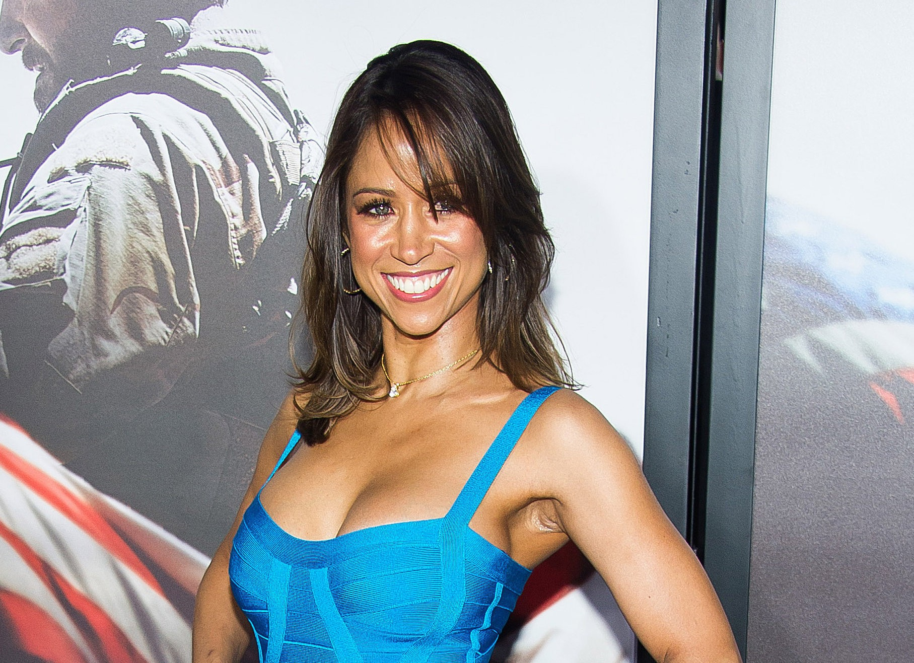 stacy dash illegal in blue
