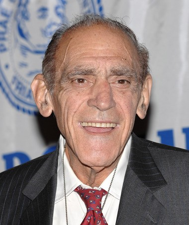 Abe Vigoda attends the Friars Club Roast of 'Today Show' host Matt Lauer on Friday, Oct. 24, 2008 in New York.
