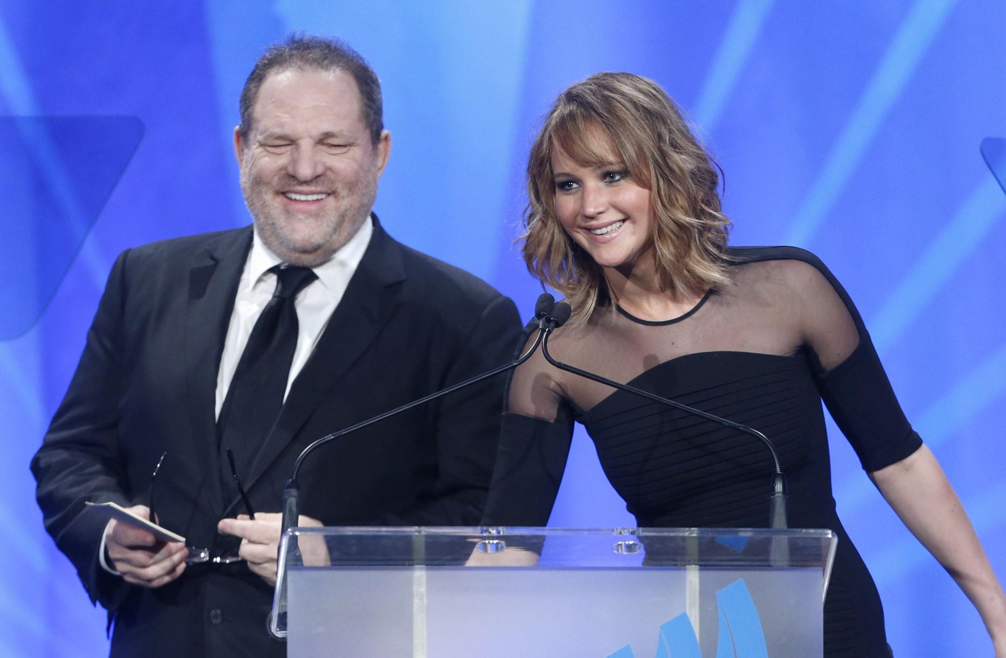 More Stars Condemn Harvey Weinstein Film Studio To Change Name Syracuse Com