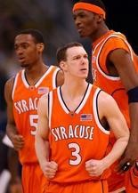 Former Syracuse University basketball player Gerry McNamara appeared on YNN for its 10th anniversary special.