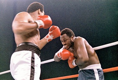 Muhammad Ali fought a lot of famous boxers during his long professional career, including Joe Frazier in Manila. But the road began on Oct. 29, 1960, against an unknown named Tunney Hunsaker in Louisville, Ky. Years later, Hunsaker spoke with a guy from Syracuse about his brush with fame. (AP Photo/File)