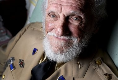 WWII veteran Donald Fida of Syracuse fought in five battles including the invasion of Kwajalein in the Marshall Islands. The 91 year old member of the 184th Infantry Regiment of the 7th Infantry Division will return to celebrate the 71st anniversary of Operation Flintlock, the Battle for Kwajalein Atoll.