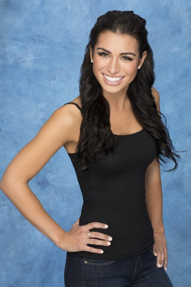 Syracuse University alumna Ashley Iaconetti appeared on season 19 of 'The Bachelor' with Chris Soules.