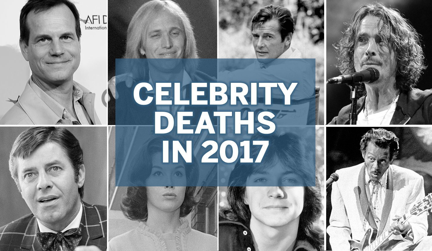 Deaths celebrities list of The Long