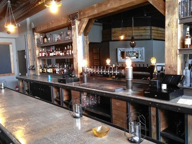 Though The Restaurant At 104 Limestone Plaza In Fayetteville Now Focuses On American Comfort Food And Ramped Up Its Craft Beer Selection It Retains