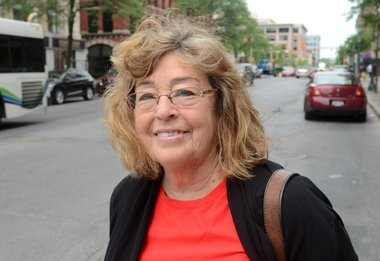 Marsha Weissman, former executive director of the Center for Community Alternatives.