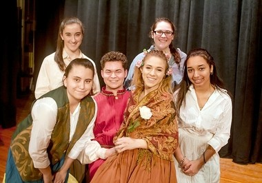 """Solvay students will present """"Cinderella"""" as their spring show."""