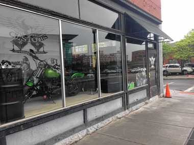 Oil City Customs moved to a new location in Syracuse earlier this month.