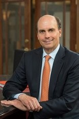 Steven Barnes, chairman of Syracuse University's Board of Trustees.