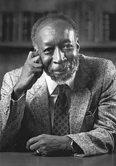 Author John A. Williams graduated from Syracuse University in 1950. He was an acclaimed author who wrote 21 books, many focusing on what it's like to be a black man in America. He died July 3, 2015.
