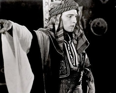 "Syracuse Star first baseman was nicknamed ""The Sheik"" for his resemblance to early film star Rudolph Valentino."