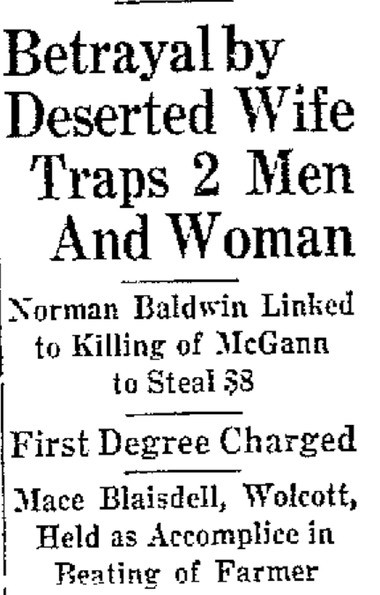 "For her part in the story, Edna Baldwin was called ""deserted,"" ""angry,"" ""jealous,"" ""scorned"" and ""her husband's betrayer."""