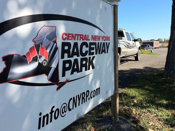 Construction on Central New York Raceway Park in the Oswego County town of Hastings stalled earlier this year, but developer Glenn Donnelly said he hopes to get it restarted soon.