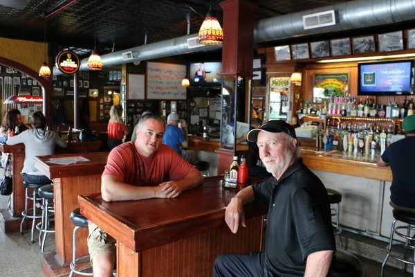 Shifty's current owner Ron Schultz and former owner Dick Schultz (no relation) each brought their own spin to the bar on 1401 Burnet Avenue, which is over a century old.