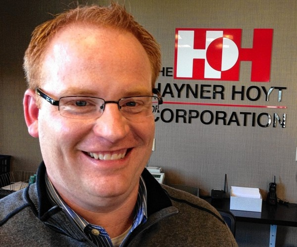 Jeremy Thurston is president of The Hayner Hoyt Corp., headquartered in Syracuse. Among the company's recent notable projects: The Carmelo Anthony basketball center and the indoor football practice center at Syracuse University; surgical centers at St. Joseph's and Crouse hospitals; and many of the Turning Stone buildings. Among its projects underway now: the Hotel Syracuse renovation.