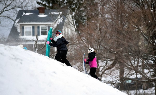 With much more tolerable temperatures this weekend in Central New York, it will be a great time to get outside for some late winter fun.